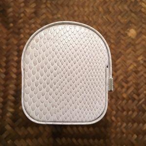 ece16e58043 Jimmy Choo Accessories - JIMMY CHOO White Faux Snakeskin Sunglass Case NWOT